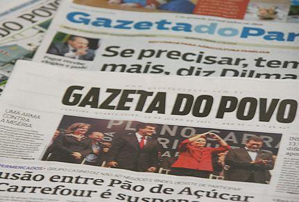 Ler o  JORNAL GAZETA DO POVO e outros jornais do Paraná online grátis na Internet no Guia PR maisPERTO.